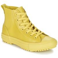 Zapatos Mujer Zapatillas altas Converse CHUCK TAYLOR ALL STAR CHELSEA CAOUTCHOUC HI Amarillo / Limón