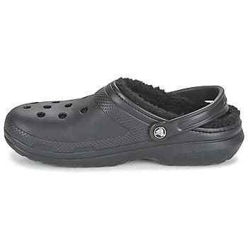 Crocs CLASSIC LINED CLOG Negro