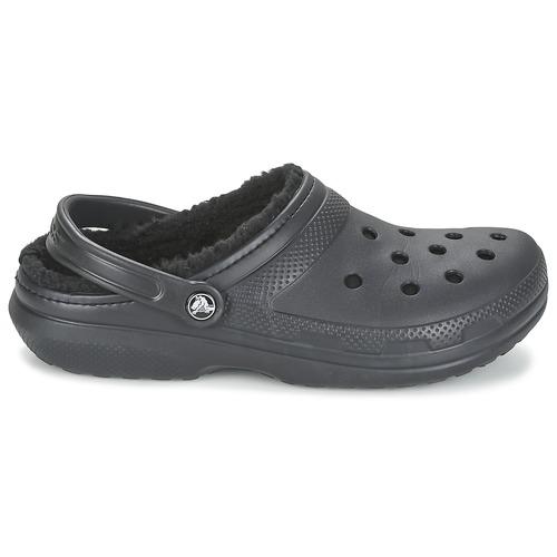 ZuecosclogsCrocs Classic Negro Zapatos Clog Lined NO0Xnk8wP
