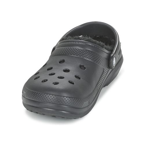 Clog Lined Negro Classic Zapatos ZuecosclogsCrocs m8wnN0Ov
