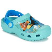 Zapatos Niños Zuecos (Clogs) Crocs CC DORY CLOG Azul