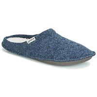 Zapatos Pantuflas Crocs CLASSIC SLIPPER Marino