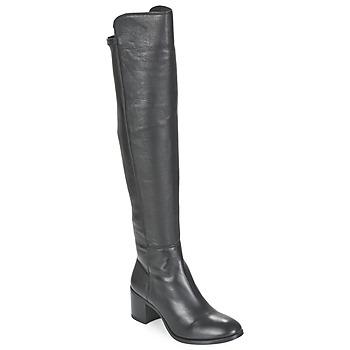 Zapatos Mujer Botas urbanas Unisa FARIA Negro