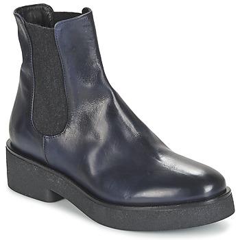 Zapatos Mujer Botas de caña baja Now NINEMILO Gris