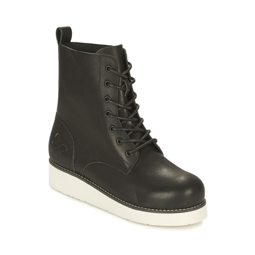 Zapatos Mujer Botas de caña baja Lola Ramona PEGGY Negro
