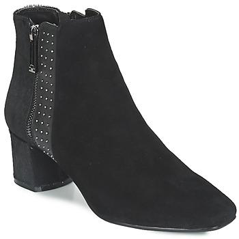 Zapatos Mujer Botines Luciano Barachini JOU Negro