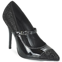 Zapatos Mujer Zapatos de tacón Luciano Barachini POUL Negro
