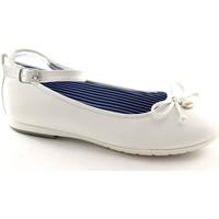 Zapatos Niña Bailarinas-manoletinas Asso ASS-45008-WH Bianco