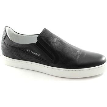 Zapatos Hombre Mocasín Café Noir CAF-PG122-NE Nero
