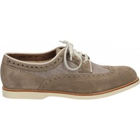 Zapatos Hombre Derbie Santoni CHARRY MISSING_COLOR