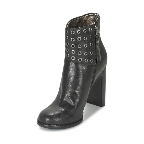 Mujer Zapatos Wimpole Botines Replay Negro oeWrCBxd