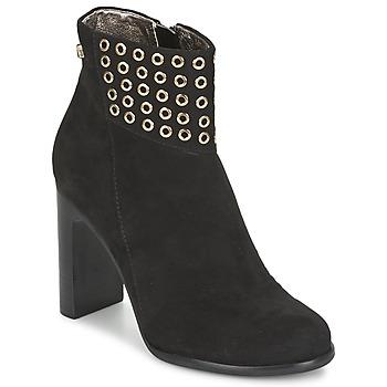 Zapatos Mujer Botines Replay HAVERHILL Negro
