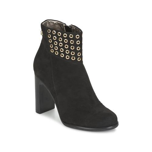 Casual salvaje Zapatos especiales Replay HAVERHILL Negro