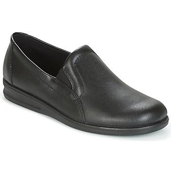 Zapatos Hombre Pantuflas Romika PRASIDENT 88 Negro