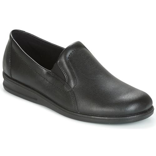 Zapatos especiales para hombres y mujeres Romika PRASIDENT 88 Negro