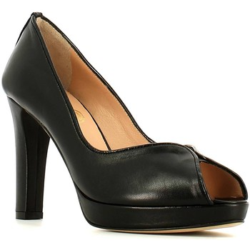 Zapatos Mujer Sandalias Grace Shoes 571NNF Zapatos Mujeres Negro Negro