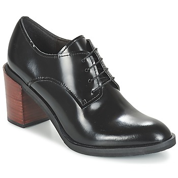 Zapatos Mujer Low boots Un Matin d'Ete 1VEXAS Negro