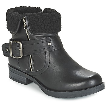 Zapatos Mujer Botas de caña baja Refresh CHRISTINO Negro