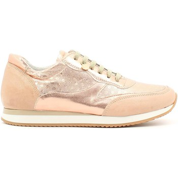 Zapatos Mujer Zapatillas bajas Grace Shoes AA33 Sneakers Mujeres Pink