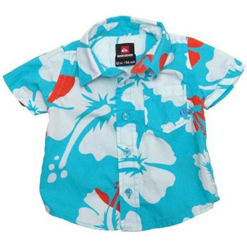 textil Niño camisas manga corta Quiksilver COUNTY LINE BABY