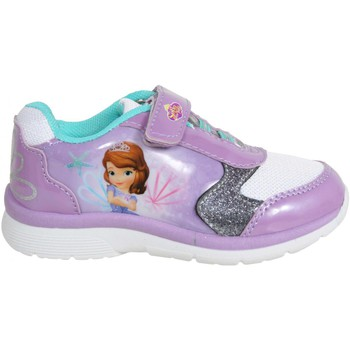 Zapatos Niña Zapatillas bajas Sofia SO000861-B2067 Rosa