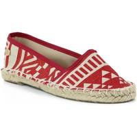 Zapatos Niña Alpargatas Xti 52919 Rojo