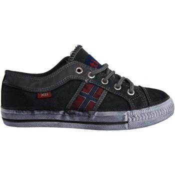 Zapatos Niño Zapatillas bajas Xti 53404 Gris