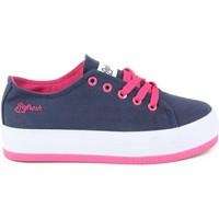 Zapatos Niña Zapatillas bajas Refresh 60908 Azul