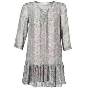 textil Mujer vestidos cortos Suncoo CIARA Gris
