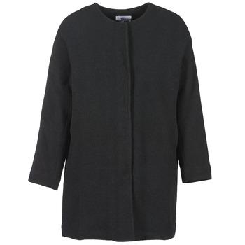 textil Mujer Abrigos Suncoo EMILE Negro