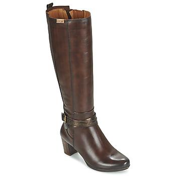 Zapatos Mujer Botas urbanas Pikolinos SEGOVIA W1J Marrón