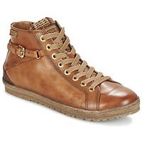 Zapatos Mujer Zapatillas altas Pikolinos LAGOS 901 COGNAC
