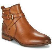 Zapatos Mujer Botas de caña baja Pikolinos ROYAL W4D Cognac