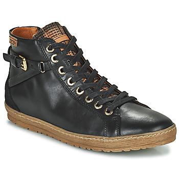 Zapatos Mujer Zapatillas altas Pikolinos LAGOS 901 Negro