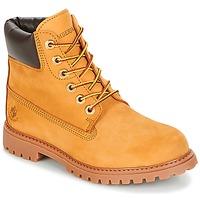 Zapatos Mujer Botas de caña baja Lumberjack RIVER Miel