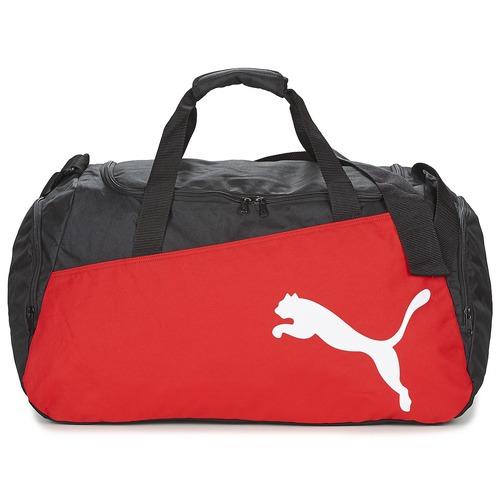 Bolsos Hombre Mochila de deporte Puma PRO TRAINING MEDIUM BAG Rojo / Negro