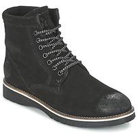 Zapatos Hombre Botas de caña baja Superdry STIRLING BOOT Negro
