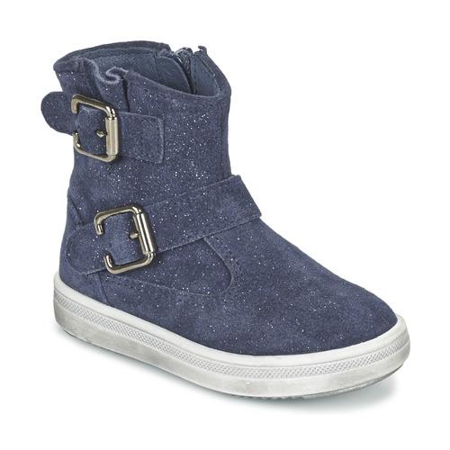 Acebo's MOULLY Azul - Envío gratis | ! - Zapatos Botas de caña baja Nino