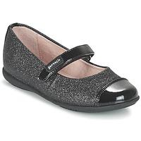 Zapatos Niña Bailarinas-manoletinas Garvalin JALINA Negro