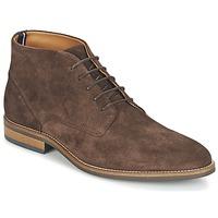 Zapatos Hombre Botas de caña baja Tommy Hilfiger DALLEN 10B Marrón