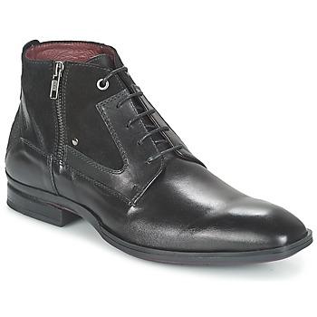 Zapatos Hombre Botas de caña baja Redskins JALTA Negro
