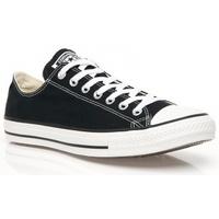 Zapatos Hombre Zapatillas bajas Converse Chuck Taylor All Star OX Low Women (M9166) Negro