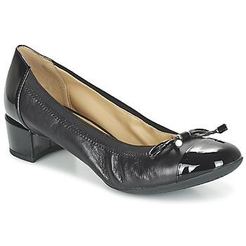 Zapatos Mujer Zapatos de tacón Geox CAREY A Negro