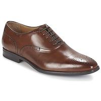 Zapatos Hombre Richelieu Geox NEW LIFE A Marrón