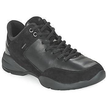 Zapatos Mujer Zapatillas bajas Geox SFINGE A Negro