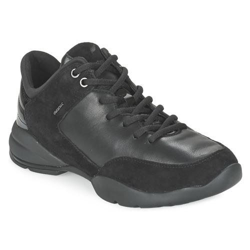 Los zapatos más populares para hombres y mujeres Geox SFINGE A Negro - Envío gratis Nueva promoción - Zapatos Deportivas bajas Mujer  Negro