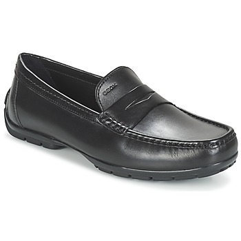 Zapatos Hombre Mocasín Geox MONET W 2FIT B Negro