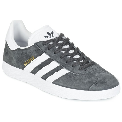 huge selection of cb96c f94e5 Zapatos Zapatillas bajas adidas Originals GAZELLE Gris