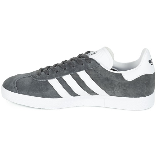 Zapatillas Gris Zapatos Originals Bajas Gazelle Adidas dCBhrtsQx