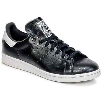 Zapatos Zapatillas bajas adidas Originals STAN SMITH Negro